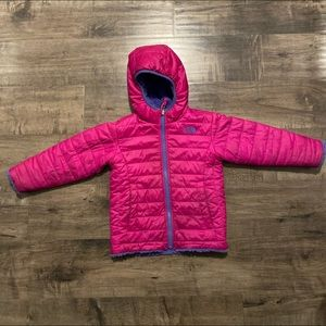 The North Face Reversible 3t-4t Jacket